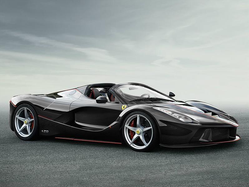 Último Ferrari LaFerrari Aperta será subastado