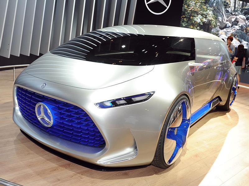 Mercedes-Benz Vision Tokyo Minivan Concept
