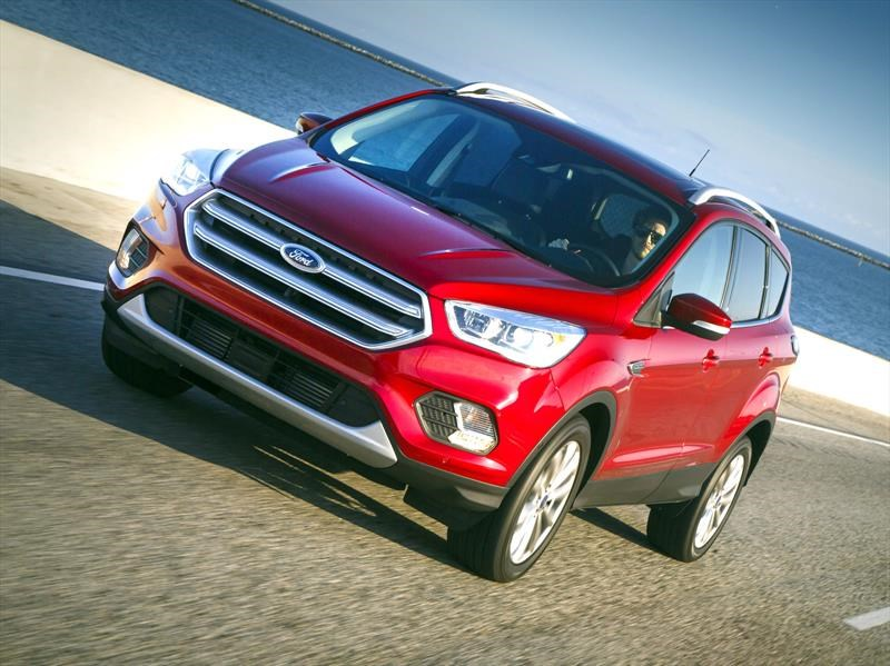 Ford Escape 2017, primer contacto
