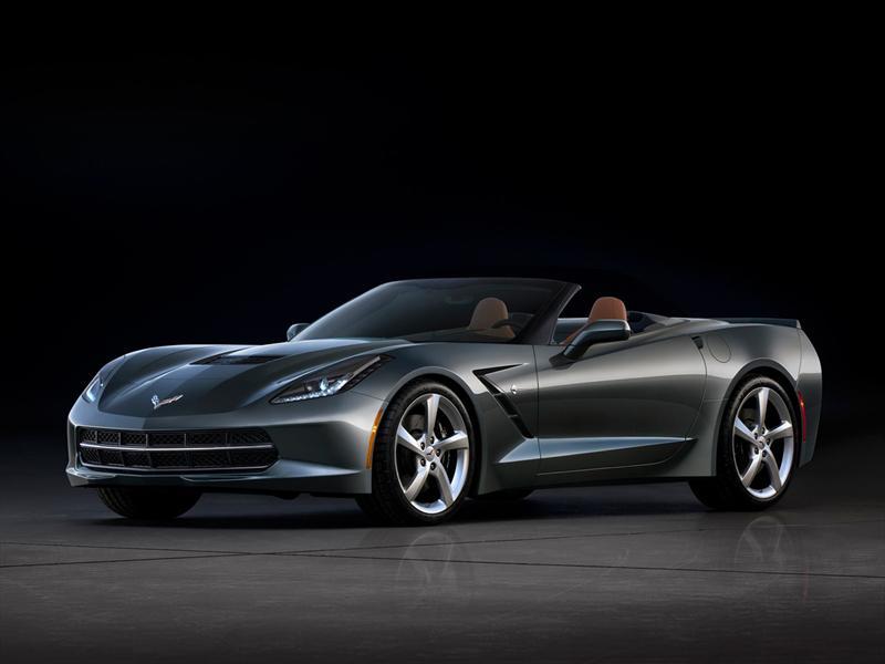 Chevrolet Corvette Stingray Convertible, primeras imágenes