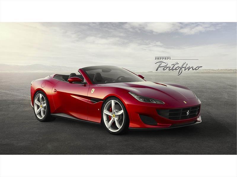 Ferrari Portofino 2018 es el sucesor del California T