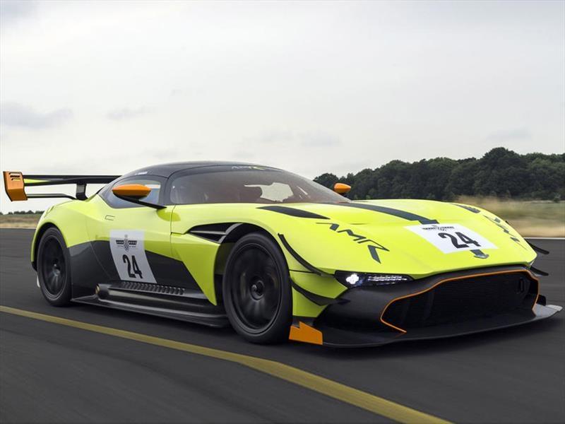 Video: Aston Martin Vulcan AMR Pro, locura en Goodwood