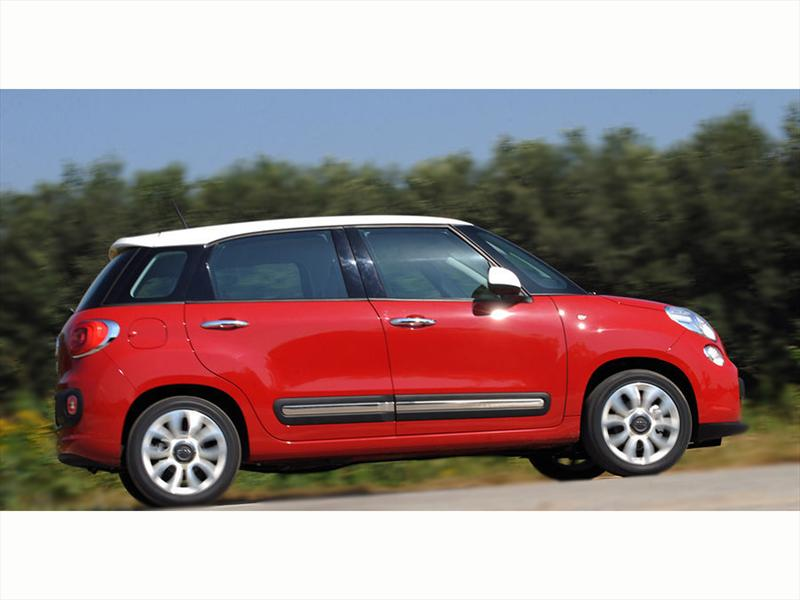Fiat 500L: La versi&#243;n familiar