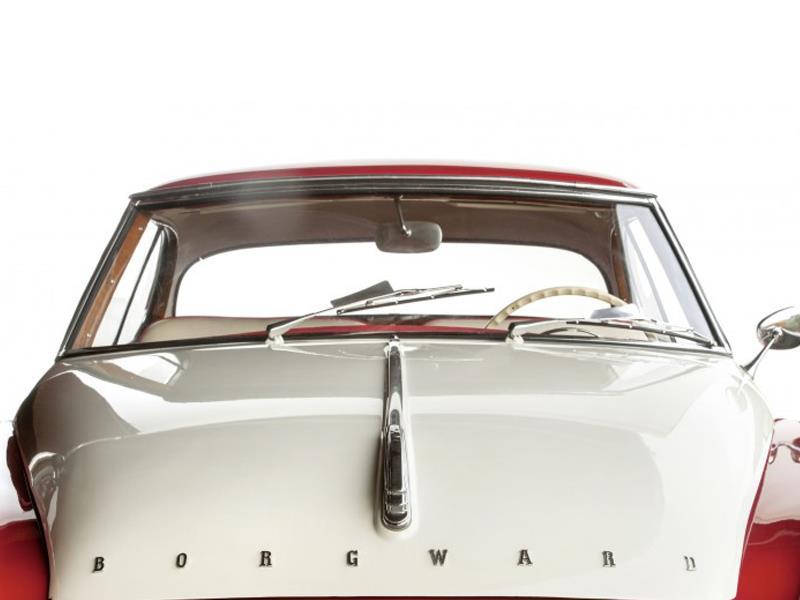 Revive la marca Borgward