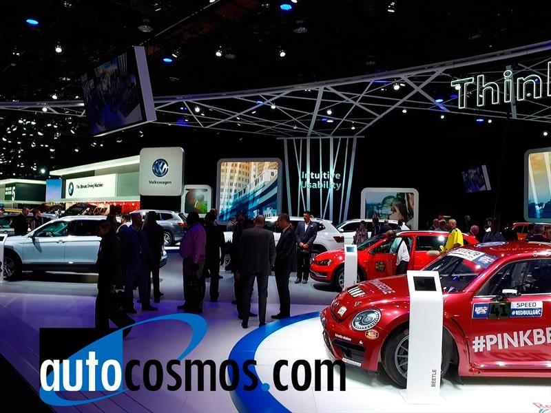 Las novedades del Auto Show de Detroit sólo por Autocosmos.com