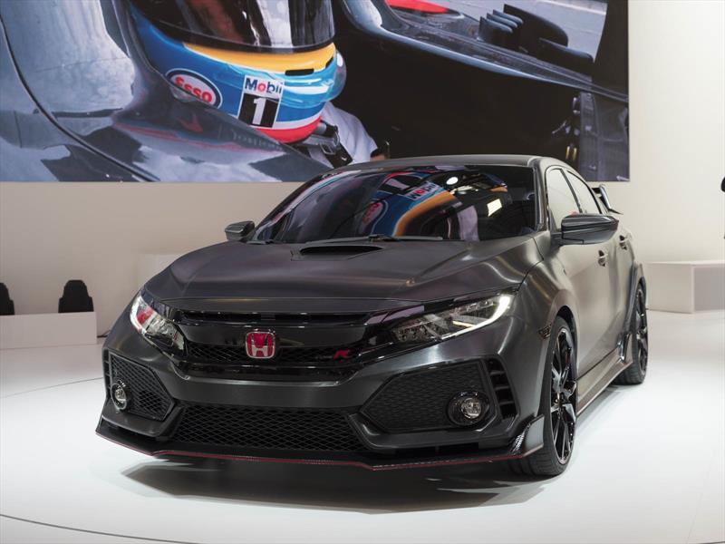 Honda Civic Type R Protoype, un futuro rival para el Focus RS