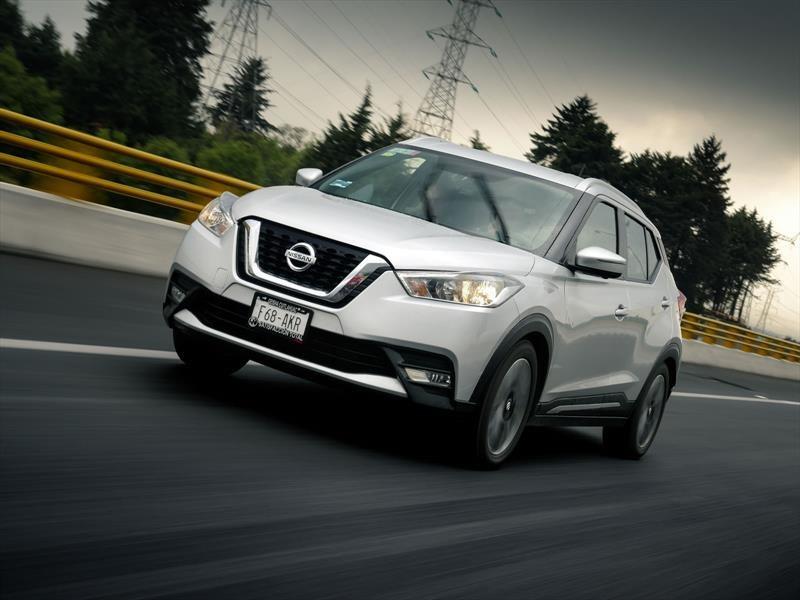 Nissan Kicks 2017, una pequeña escapada en carretera