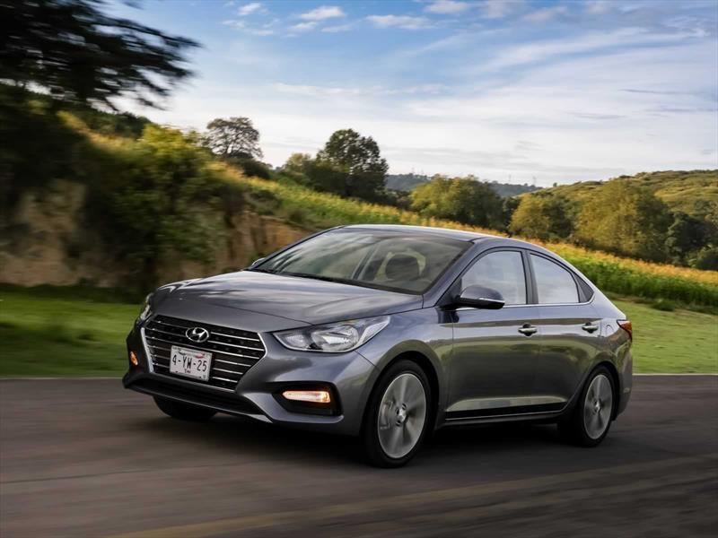 Hyundai Accent 2018 a prueba