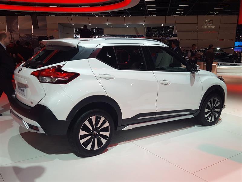Nissan Kicks anticipa su llegada a Argentina