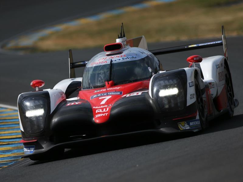 Toyota GAZOO Racing impone récord en las 24 Horas de Le Mans