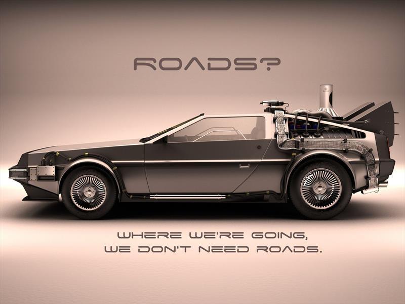 La historia de DeLorean, un auto para Volver al Futuro