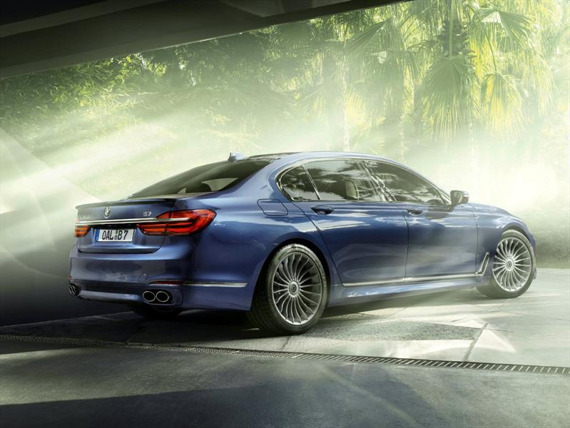 BMW Alpina B7 xDrive 2017, un sedán superior