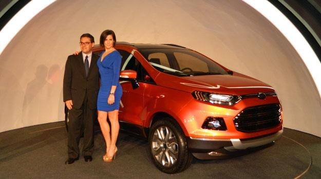 Conoce la nueva Ford Ecosport 2013