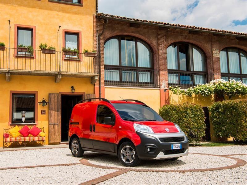 Fiat Fiorino City 2017 se pone a la venta
