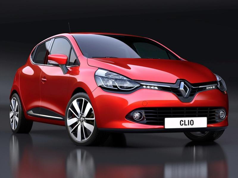Renault Clio 2013 se presenta - Autocosmos.