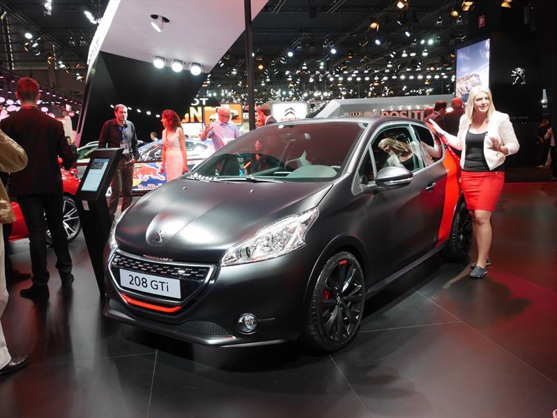 Peugeot 208 GTi 30th se presenta
