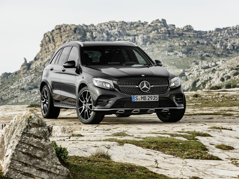 Mercedes-AMG GLC 43 se presenta