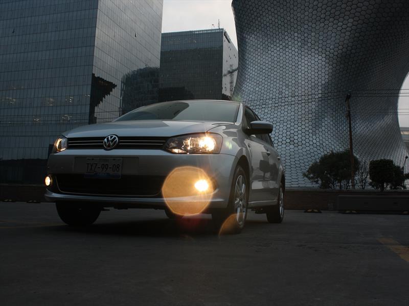 Volkswagen Nuevo Vento 2014 a prueba en México