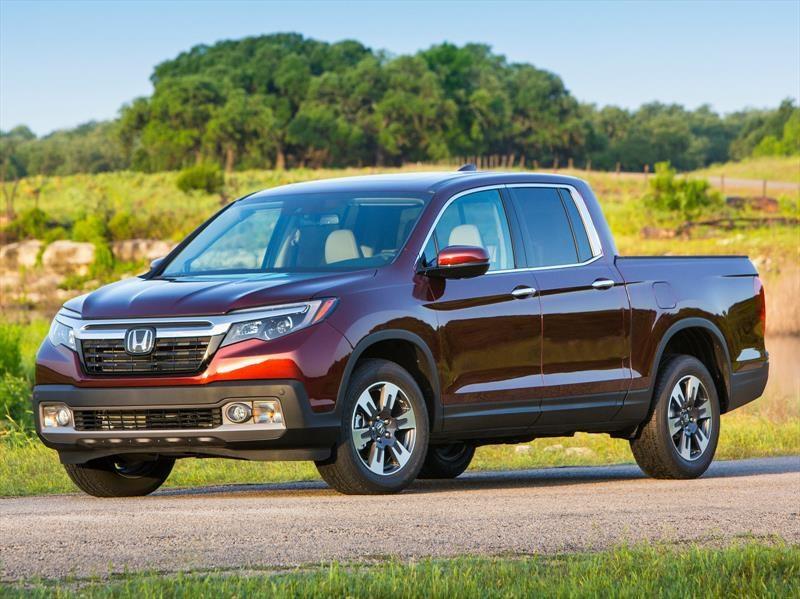 "La Honda Ridgeline es la ""pick-up ecológica"" de 2016"