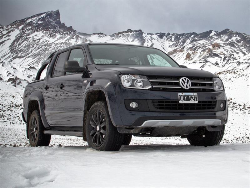 Volkswagen Amarok Dark Label, una opción distinguida