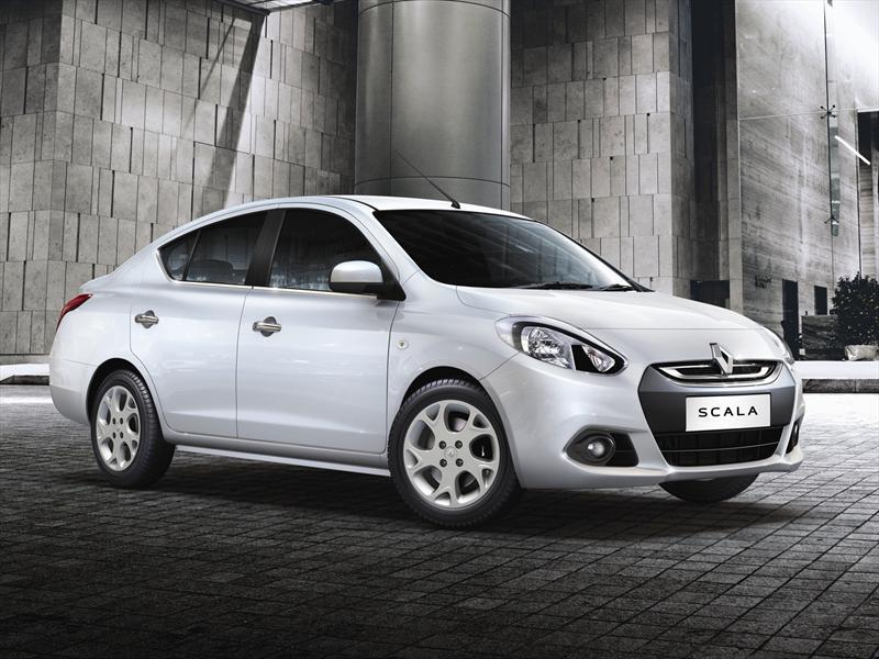Renault presenta el totalmente nuevo Scala en la India