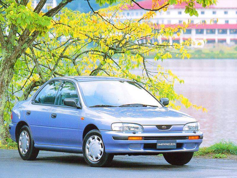 Subaru Impreza 1993 : El nacimiento de un ícono