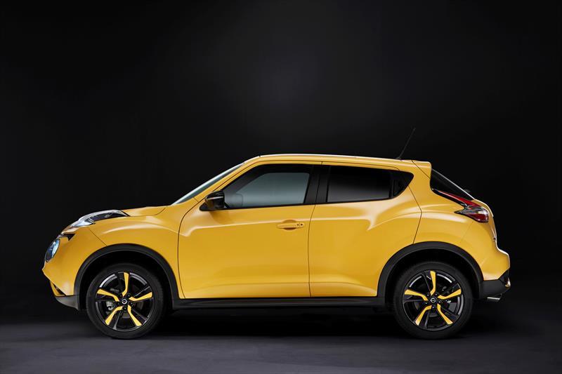 Nissan Juke 2015 debuta