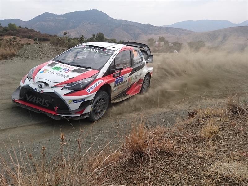 10 cosas que debes saber del Toyota Yaris WRC