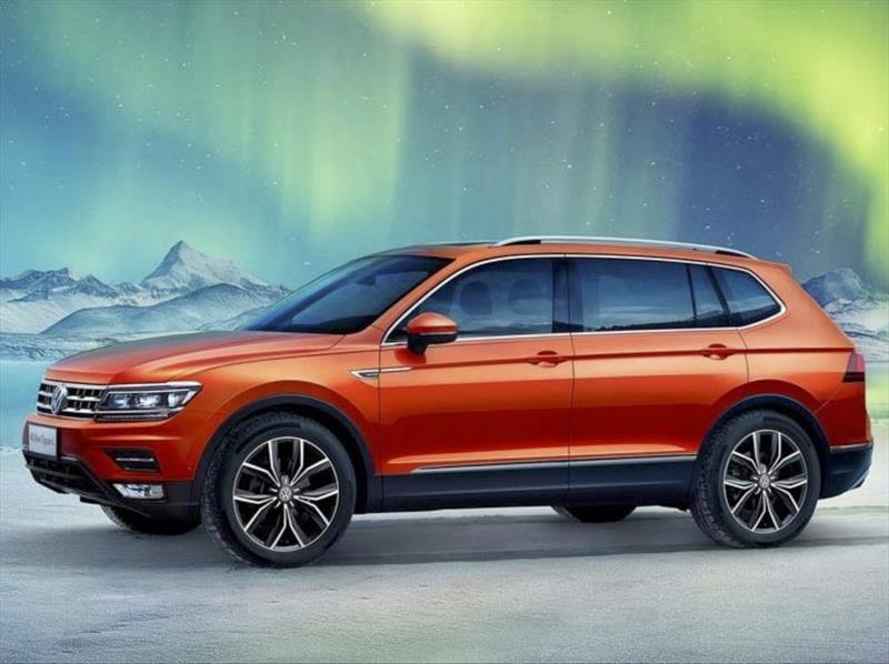 Volkswagen Tiguan Allspace, el SUV destinado a Chile