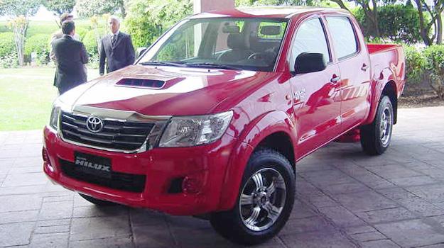 Nueva Toyota Hilux 2012: Inicia venta en Chile