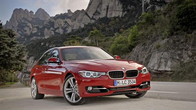 BMW Serie 3 2012, primer contacto desde Barcelona