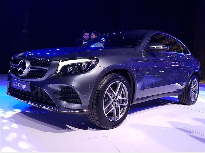 Nuevo Mercedes-Benz GLC Coupé se lanza en Argentina
