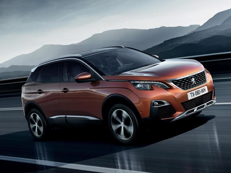 Peugeot 3008 es el European Car of The Year 2017