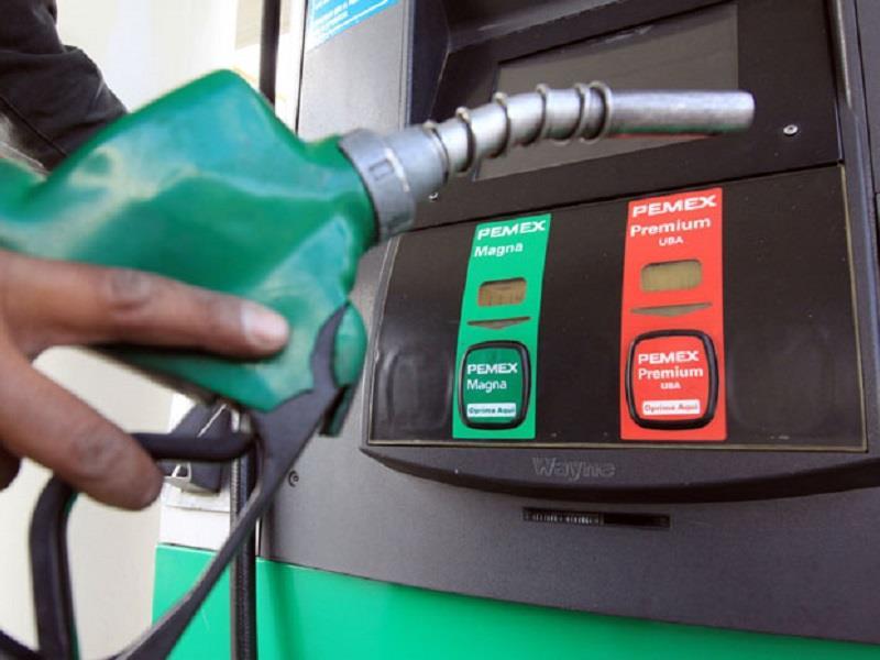 Ford transit la gasolina el diésel