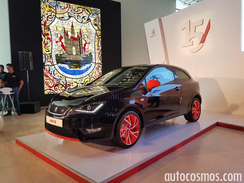 SEAT Ibiza 15 Aniversario llega a México en $280,000 pesos