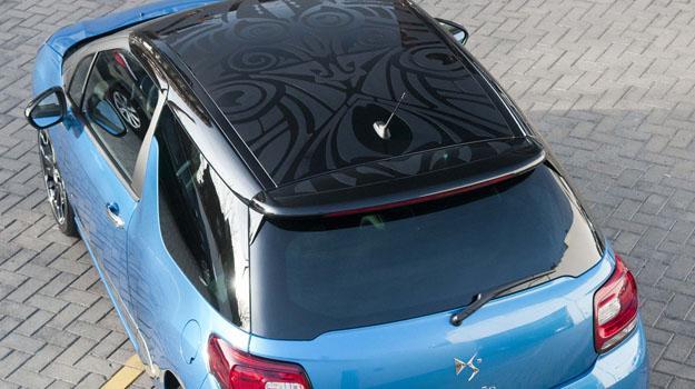 Citroën tatúa el techo del DS3