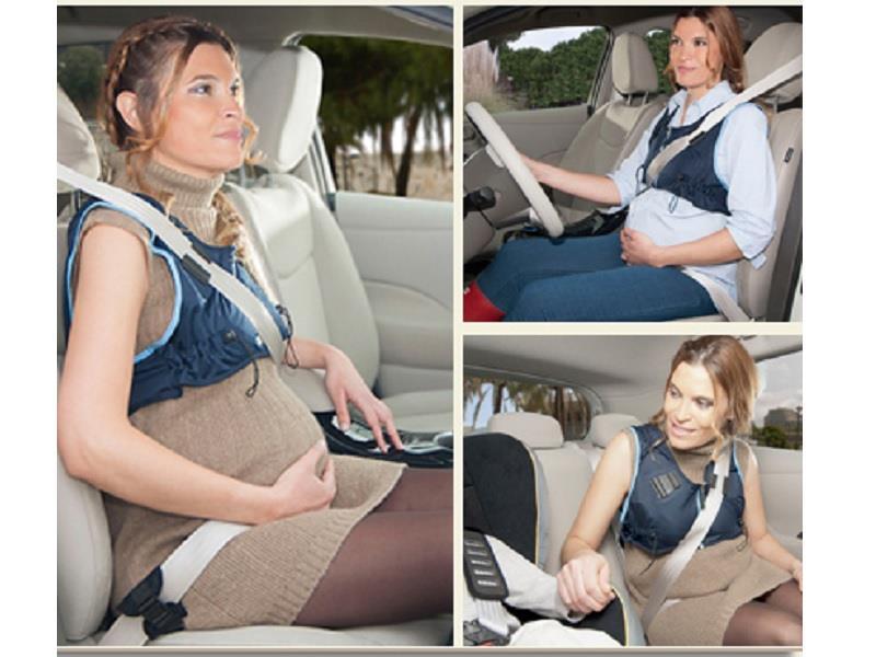 10 consejos para manejar tranquila durante el embarazo