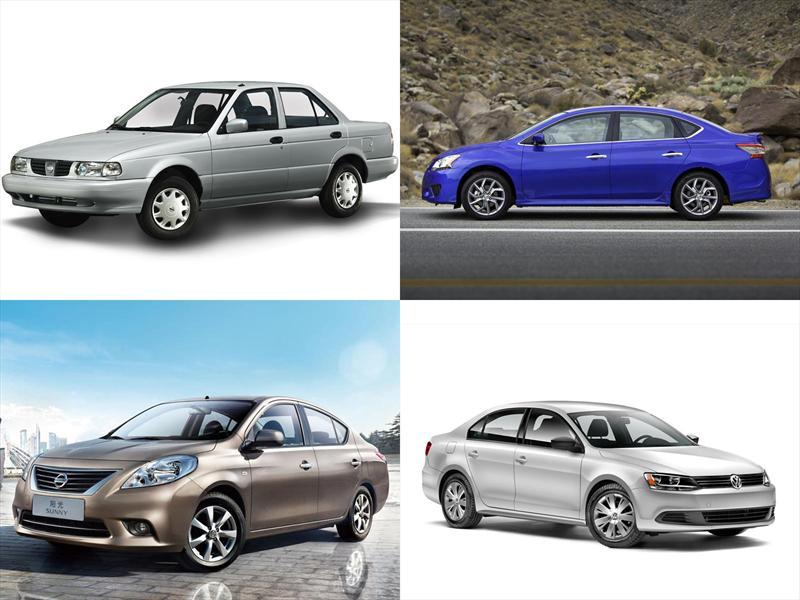 Los 10 autos más robados en México