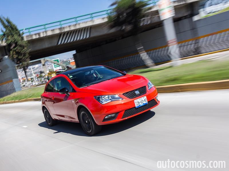 SEAT Ibiza 2016 a prueba