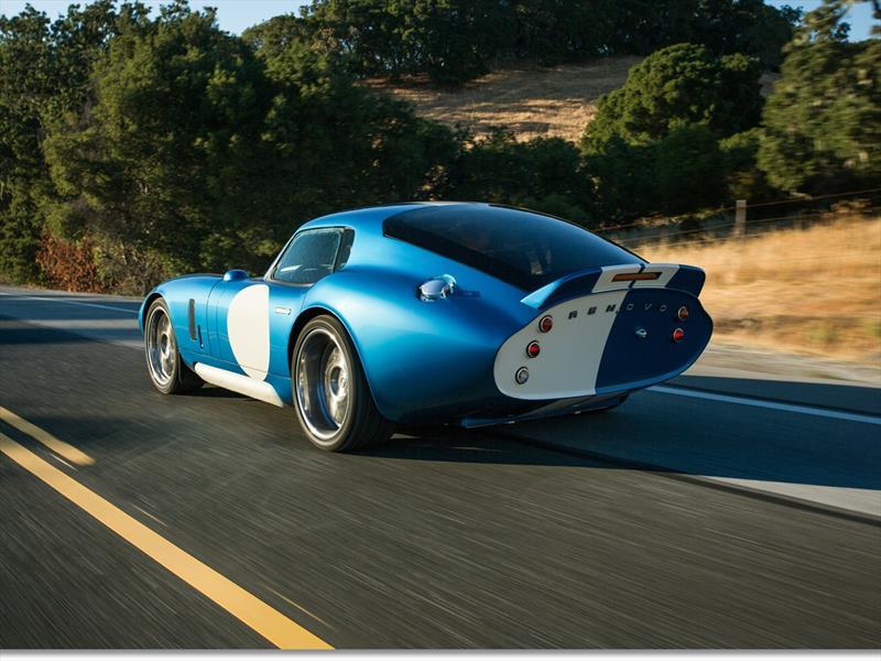 Renovo Coupe, un eléctrico deportivo espectacular
