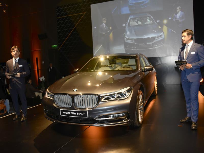 BMW Serie 7 en Colombia, desde $449'900.000