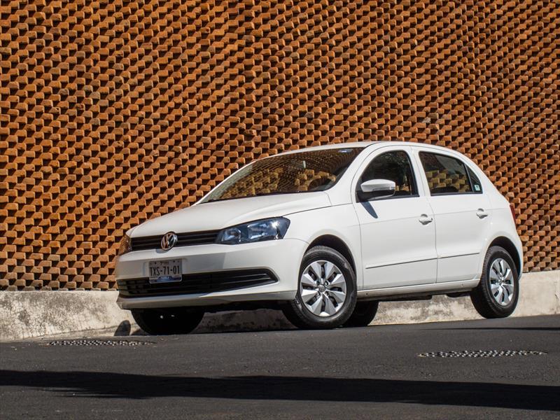 Prueba nuevo Volkswagen Gol Trend - Autocosmos.