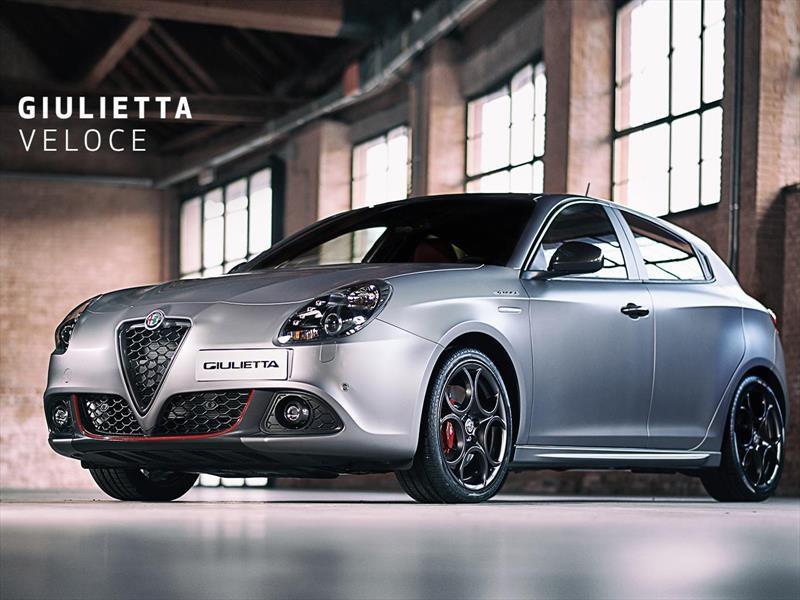 Llega a Argentina el Alfa Romeo Giuletta Quadrifoglio Veloce