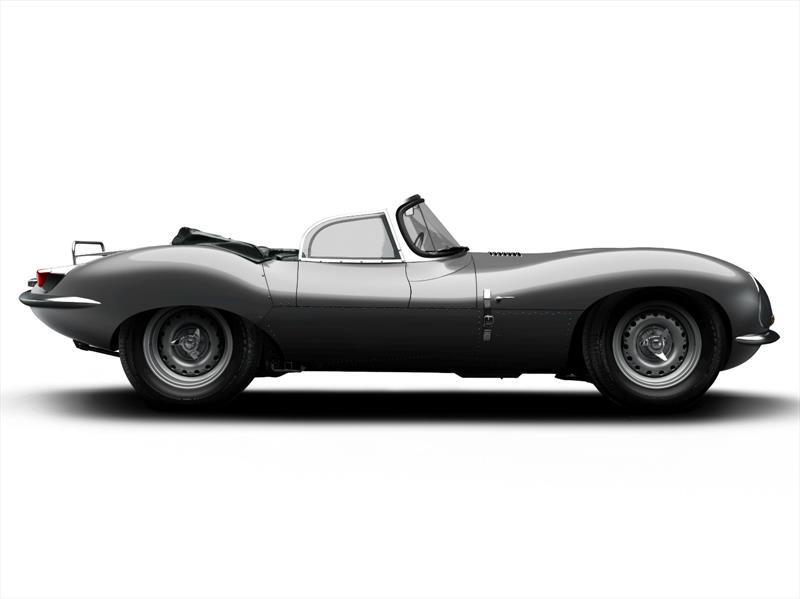 Jaguar fabricará las 9 unidades restantes del XKSS 1957