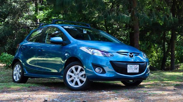 Mazda2 Touring Automático 2012 a prueba