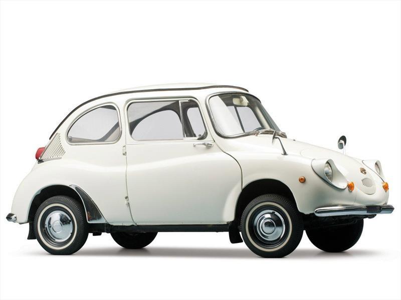 Subaru en sus inicios fabricaba aviones