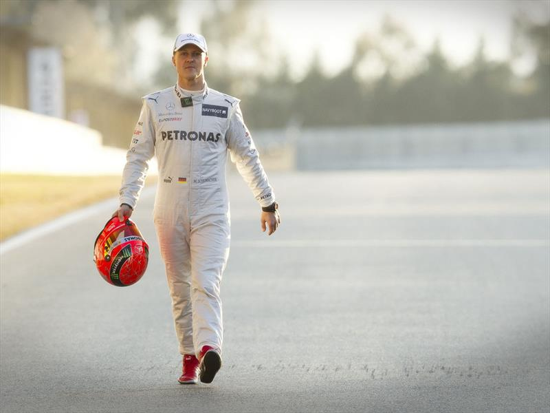 Schumacher: A un año del comienzo de la carrera de su vida