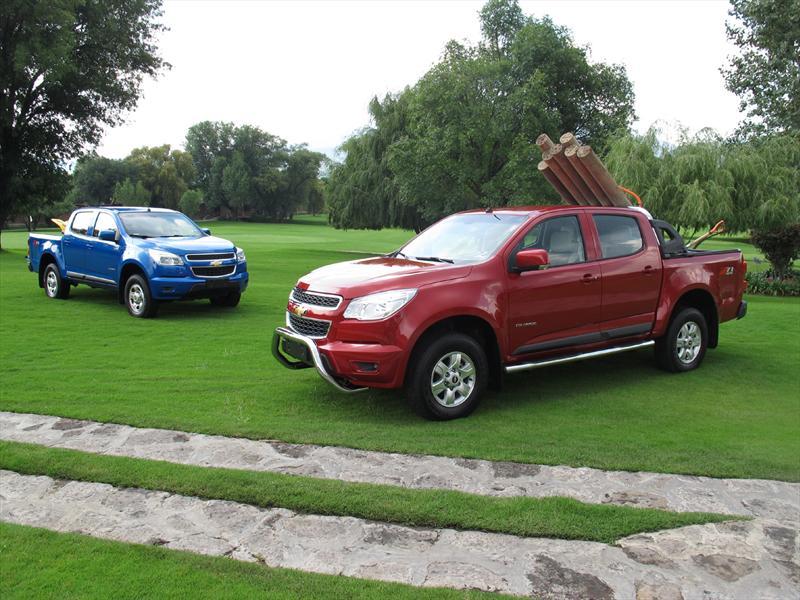Chevrolet Colorado 2013 se presenta en México desde $365,200 pesos
