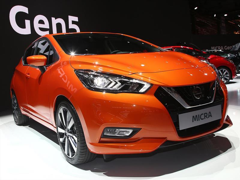 Este es el nuevo Nissan March
