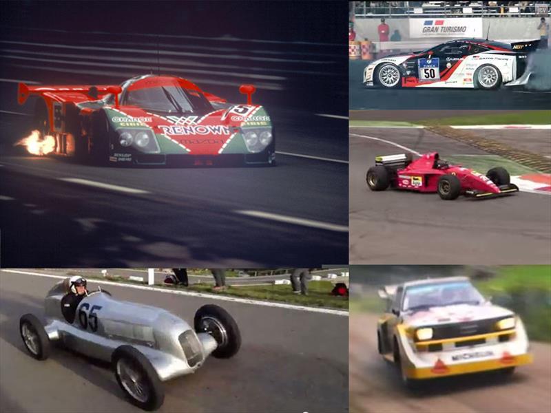 Top 10: Los autos de carreras con mejor sonido